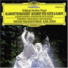 Klarinettenkonzert KV 622 / Flötenkonzert229