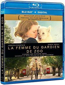 La femme du gardien de zoo [Blu-ray] [FR Import]