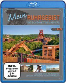 Mein Ruhrgebiet - Die Schönheit des Reviers in HD (Blu ray) [Blu-ray]
