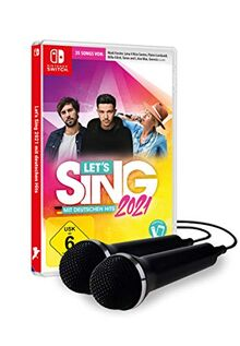 Let's Sing 2021 mit deutschen Hits [+ 2 Mics] (Nintendo Switch)