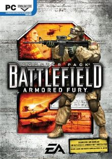 Battlefield 2 - Armored Fury Booster Pack (Download)