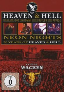 Heaven & Hell: Neon Nights - Live at Wacken - 30 Years of Heaven & Hell