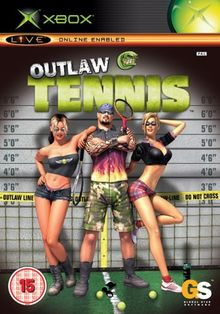 Outlaw Tennis [UK Import]