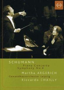 Martha Argerich - Schumann (NTSC)