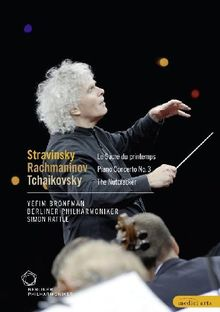 Tchaikovsky/Stravinsky/Rachmaninoff - Bronfman/Berliner Philharmoniker/Rattle