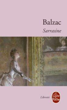 Sarrasine (Le Livre de Poche)