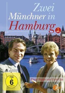 Zwei Münchner in Hamburg - Staffel 3 (Jumbo Amaray - 4 DVDs)