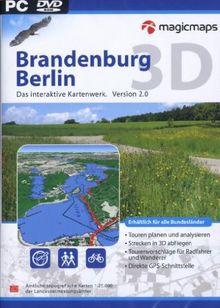 Brandenburg/Berlin 3D 2.0