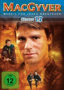MacGyver - Season 1, Vol. 2 [3 DVDs]