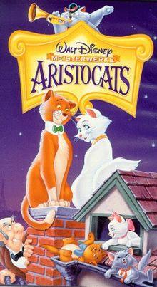 Aristocats [VHS]