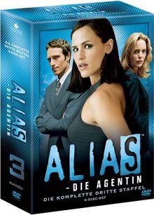 Alias - Die Agentin - Die komplette dritte Staffel (6 DVDs)