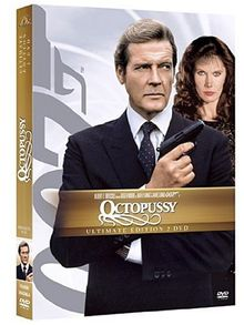 James bond, Octopussy - Edition Ultimate 2 DVD [FR Import]