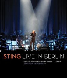 Sting - Live in Berlin [Blu-ray]