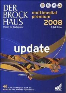 Der Brockhaus multimedial 2008 premium update (DVD-ROM)