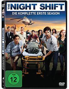 The Night Shift - Die komplette erste Season [2 DVDs]