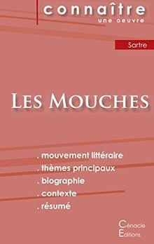Fiche de lecture Les Mouches de Jean-Paul Sartre (Analyse littéraire de référence et résumé complet)
