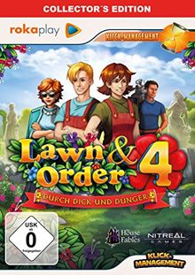 rokaplay - Lawn & Order 4 Collector's Edition (PC)
