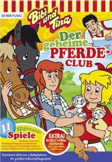 Bibi und Tina - Der geheime Pferdeclub
