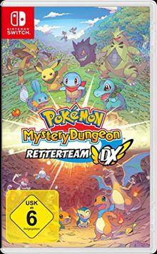 Pokemon Mystery Dungeon: Retterteam DX