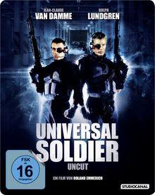 Universal Soldier - Steelbook (Uncut) [Blu-ray]