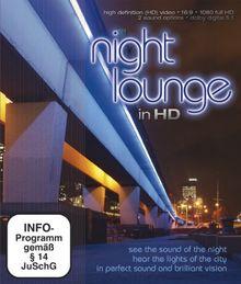 Night Lounge in HD [Blu-ray]