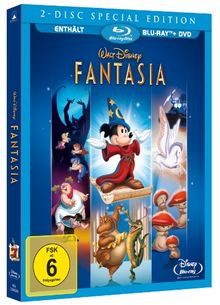Fantasia (Special Edition: Blu-ray + DVD)