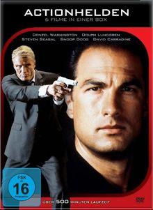 Actionhelden (2 DVD Modularbook)