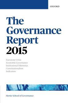 The Governance Report 2015 (Hertie Governance Report)