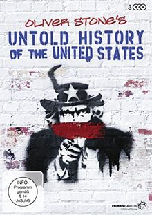 Oliver Stone's Untold History of the United States [3 DVDs]