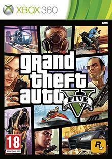 Grand Theft Auto 5 (GTA V) Xbox 360