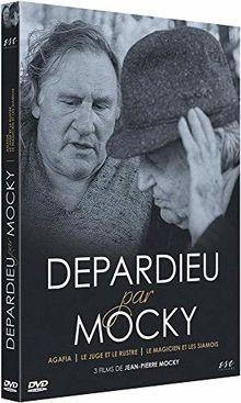 Depardieu par mocky 3 courts-métrages : agafia ; le juge et le rustre ; le magicien et les siamois