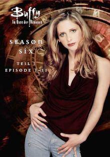 Buffy - Im Bann der Dämonen: Season 6.1 [3 DVDs]
