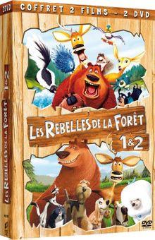 Coffret les rebelles de la forêt : les rebelles de la forêt 1 ; les rebelles de la forêt 2