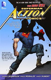 Superman - Action Comics Vol. 1: Superman and the Men of Steel (The New 52)