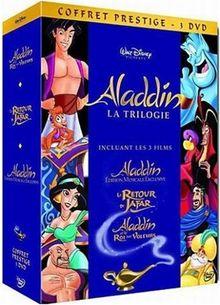 Aladin : Coffret prestige 3 DVD [FR Import]