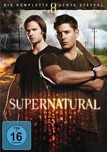 Supernatural - Die komplette achte Staffel [6 DVDs]