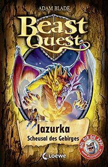 Beast Quest - Jazurka, Scheusal des Gebirges: Band 46