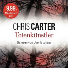 Totenkünstler: Thriller: 6 CDs (Ein Hunter-und-Garcia-Thriller, Band 5)