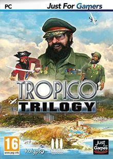 Tropico - Trilogy (Tropico 1 + 2 + 3 ) Jeu PC