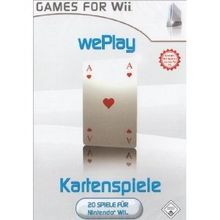 Games For Wii - Kartenspiele (wePlay)
