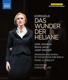 Korngold: Das Wunder der Heliane (Berlin, 2018) [Blu-ray]