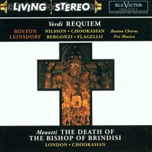 Messa Da Requiem/Death of the Bishop of Brindisi