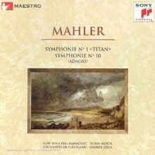 Symphonie N 1 Titan;Symphonie N 10 (Adagio)
