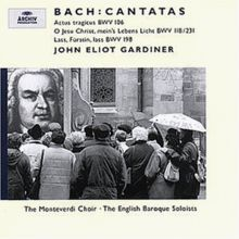 Bach: Cantata Pilgrimage (Kantaten BWV 106, 118, 198)