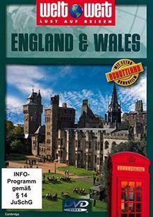 England & Wales - welt weit mit Bonusfilm Schottland