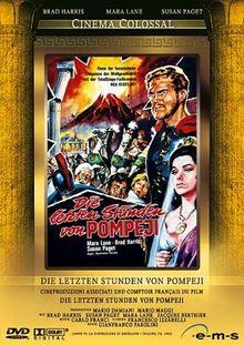 Die letzten Stunden von Pompeji (Cinema Colossal)