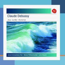 Debussy: La Mer, Jeux, Nocturnes