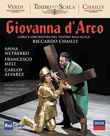 Verdi: Giovanna d'Arco [Blu-ray]