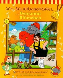 Benjamin Blümchen - Das Bauernhofspiel