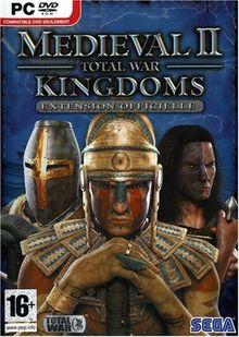 Medieval II: Total War - Kingdoms (Add-On) (DVD-ROM)